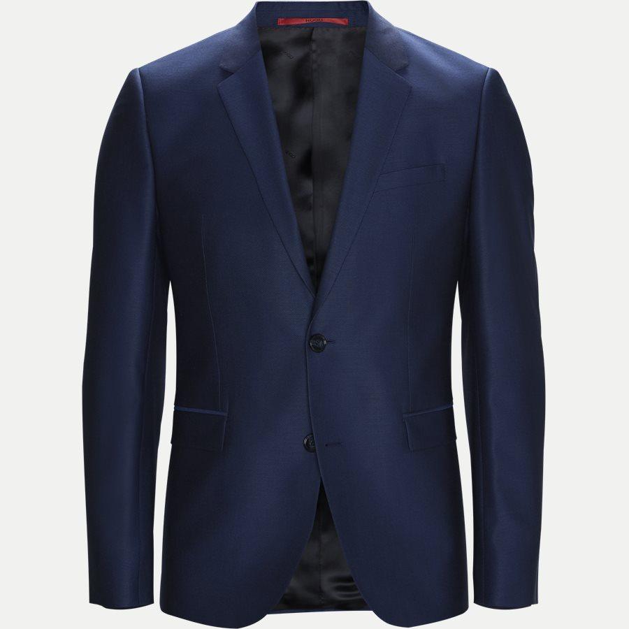 5597 ASTIAN/HETS - Astian/Hets Habit - Habitter - Ekstra slim fit - DARK BLUE - 2